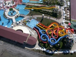 Action waterpark