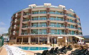 Aparthotel Briz Beach Sunny Beach