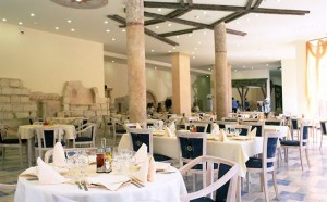 restaurant hotel alba