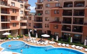 Appartementen Efir Sunny Beach