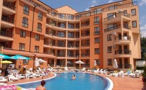 Appartementen Efir 2 Sunny Beach