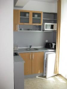 keuken in appartementen