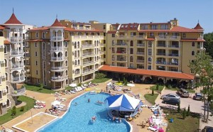 Appartementen Summer Dreams Sunny Beach