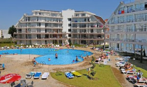 Appartementen Sun Village Sunny Beach