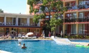 Hotel Jupiter Sunny Beach