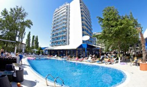 Hotel Palace in Sunny Beach