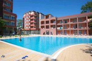 Appartementen Zornitsa in Sunny Beach